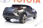 Концепт Toyota C-HR II 2015 Фото 12