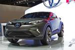 Концепт Toyota C-HR II 2015 Фото 15