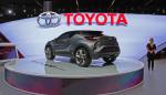Концепт Toyota C-HR II 2015 Фото 16