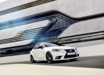 Lexus IS300h Sport 2016 Фото 01
