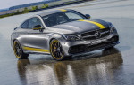 Mercedes AMG C63 Coupe Edition 2016 Фото 02