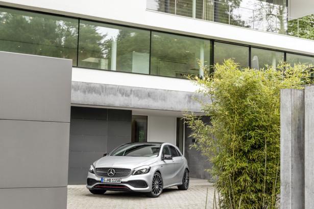 Mercedes-Benz A-Class 2016 05