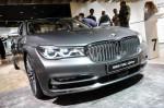 Новый BMW 7-Series 2015 Фото 02