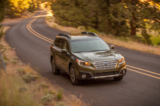Subaru Outback 2015 Фото 05