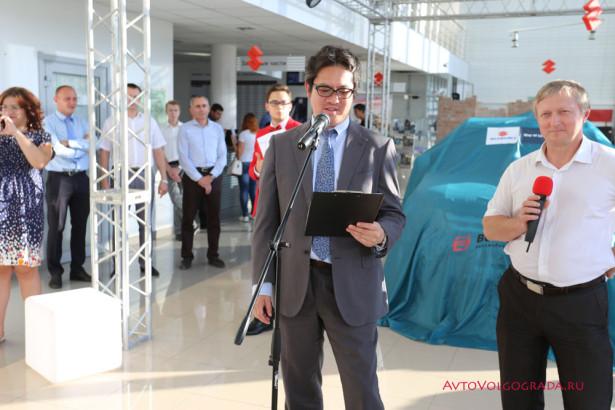 Suzuki Vitara 2015 Волгоград фото 23