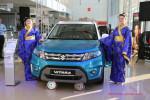 Презентация нового Suzuki Vitara 2015 в Волгограде