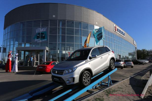 Suzuki Vitara 2015 Волгоград фото 3
