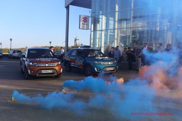 Suzuki Vitara 2015 Волгоград фото 31