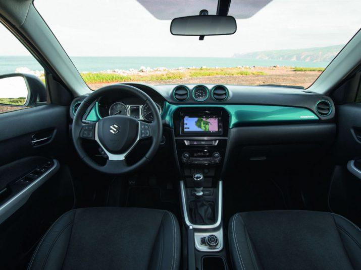Suzuki Vitara интерьер