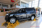 Toyota Hilux 2015 и Land Cruiser Prado Агат Фото 02