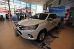 Toyota Hilux 2015 и Land Cruiser Prado Агат Фото 10