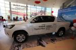 Toyota Hilux 2015 и Land Cruiser Prado Агат Фото 12