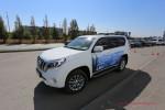 Toyota Hilux 2015 и Land Cruiser Prado Агат Фото 21