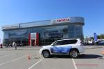 Toyota Hilux 2015 и Land Cruiser Prado Агат Фото 32