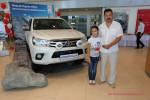 Toyota Hilux 2015 и Land Cruiser Prado Агат Фото 33