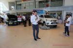 Toyota Hilux 2015 и Land Cruiser Prado Агат Фото 34