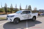 Toyota Hilux 2015 и Land Cruiser Prado Агат Фото 36
