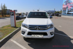 Toyota Hilux 2015 и Land Cruiser Prado Агат Фото 37