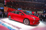 Toyota Prius 2016 Фото 30