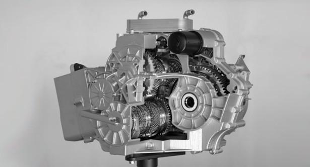 Volkswagen 10 степенчатая коробка
