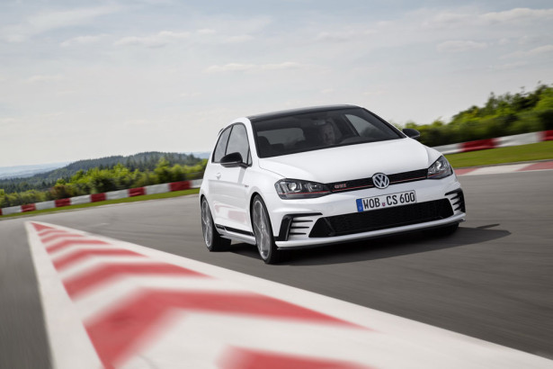 Volkswagen Golf GTI Clubsport 2016 Фото 16