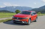Volkswagen Passat Alltrack Фото 28