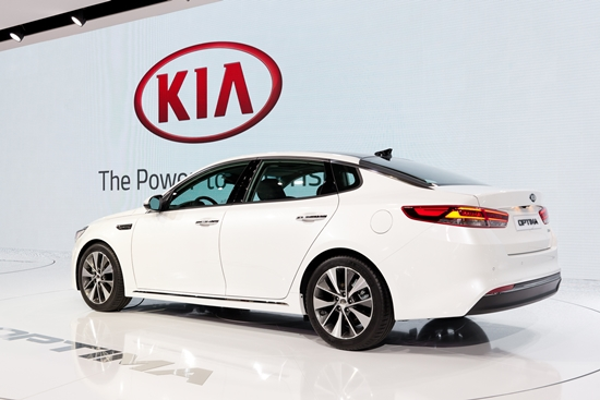 kia optima frankfurt