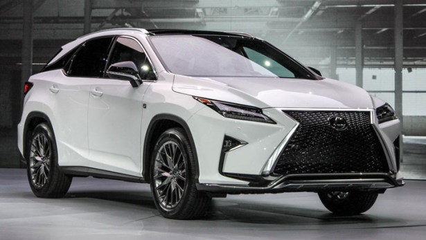 lexus rx new generation in russia