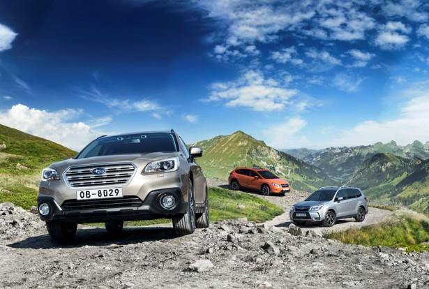 Автокредит под 5.5 % годовых на покупку Subaru Forester 1