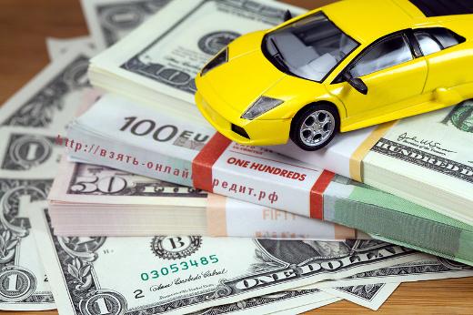 Автостат россияне потратили 1,3 трлн рублей на покупку новых авто с начала года