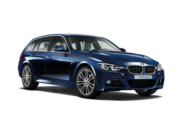 BMW 3 Series 40 Years Edition 2015 Фото 01