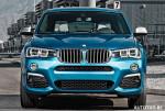 BMW X4 M40i 2017 Фото 04