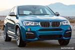 BMW X4 M40i 2017 Фото 08