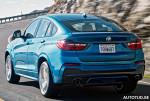 BMW X4 M40i 2017 Фото 11