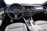 BMW X4 M40i 2017 Фото 12