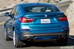 BMW X4 M40i 2017 Фото 18