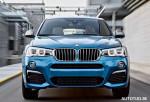 BMW X4 M40i 2017 Фото 20