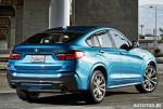 BMW X4 M40i 2017 Фото 22