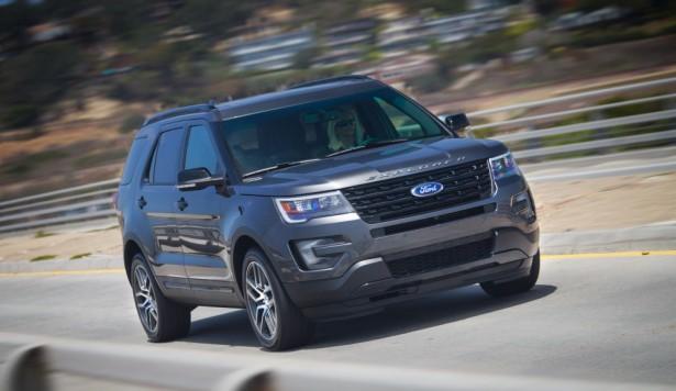 Ford Explorer озвучены цены и объявлен старт российского производства2