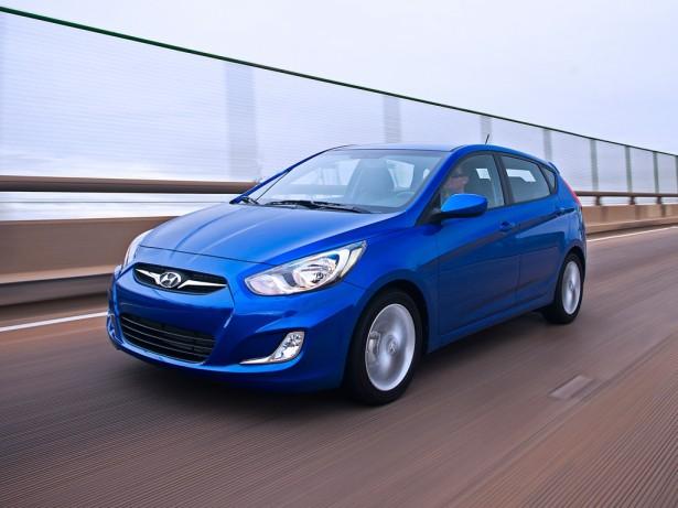 Hyundai поднял цены на самую популярную в России модель Solaris