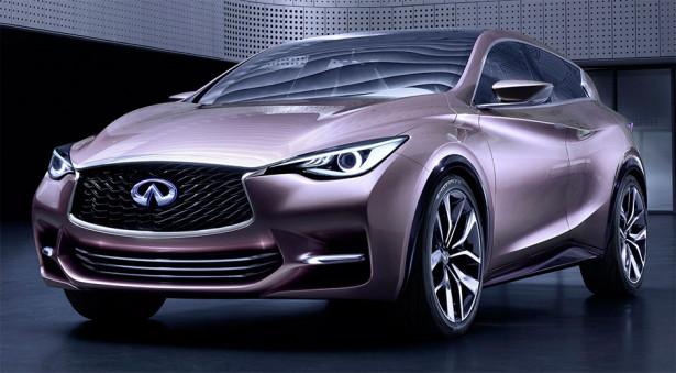 Infinity представит новый SUV в ноябре