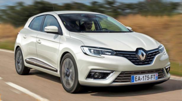 Инсайдеры рассекретили новую генерацию Renault Megane