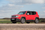 Jeep Renegade 2015 Фото 04