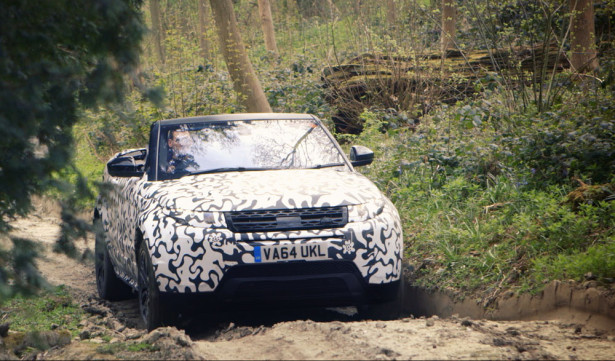 Кабриолет Range Rover Evoque 2016 Фото 01