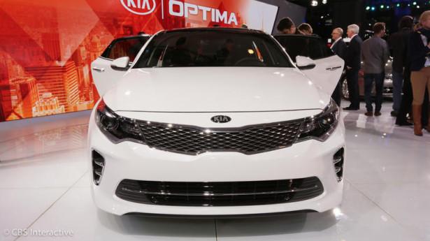 Kia Optima 2016 получила официальный ценник в странах Северной Америки