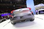 Концепт Toyota C-HR 2015 Фото 02