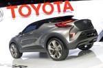 Концепт Toyota C-HR 2015 Фото 04