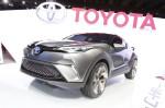 Концепт Toyota C-HR 2015 Фото 05