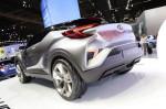 Концепт Toyota C-HR 2015 Фото 06