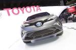 Концепт Toyota C-HR 2015 Фото 08